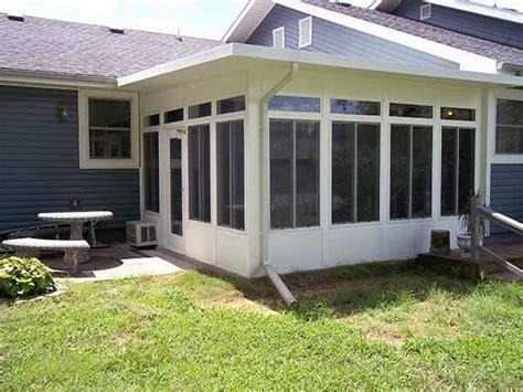 turn balcony into sunroom home design architecture