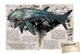 We're on much firmer ground when it comes to leedsichthys'. Leedsichthys - Official ARK: Survival Evolved Wiki