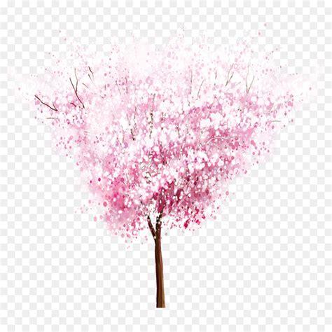 cherry blossom petal peach tree peach tree petals png