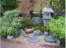 small space Japanese garden Japan House & Garden