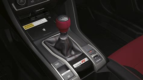 civic type  shift knob  tea