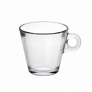 Verre à Café : tasse caf en verre 28 cl x6 achat vente bol mug mazagran soldes d hiver d s le ~ Teatrodelosmanantiales.com Idées de Décoration