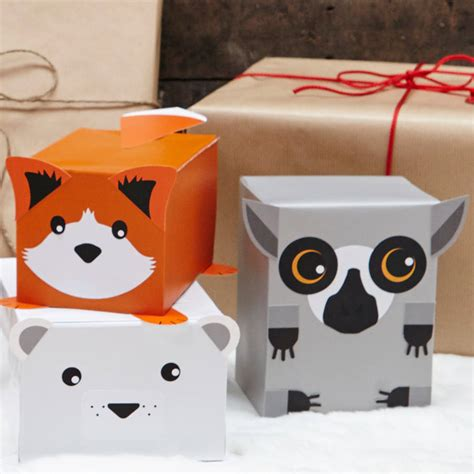 Animal T Wrap Boxed Set By Luckies
