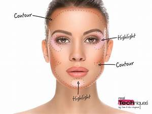 Real Tips: Face Shape Contour Guide | Behind The Look