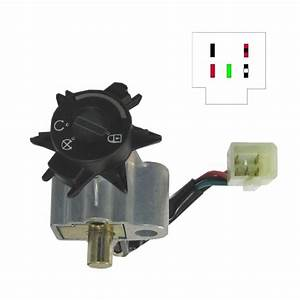 Ignition Switch Peugeot Ludix 50  5 Wire   Essex