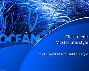 ocean powerpoint templates