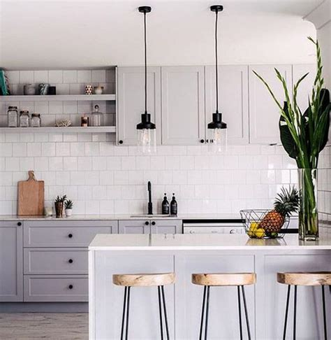 lights for kitchens best 25 grey kitchens ideas on gray and white 3787