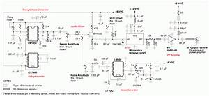 Simple Cell Phone Jammer Circuit Diagram 2