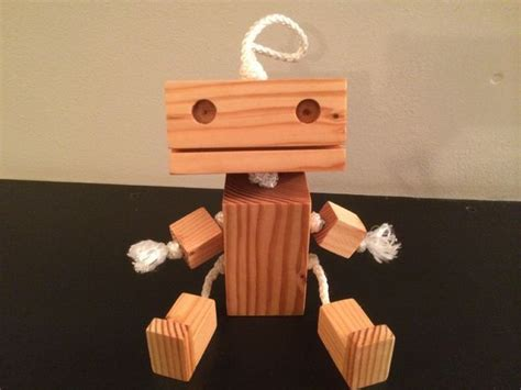 images  wooden robot  pinterest  robot toys  wood toys