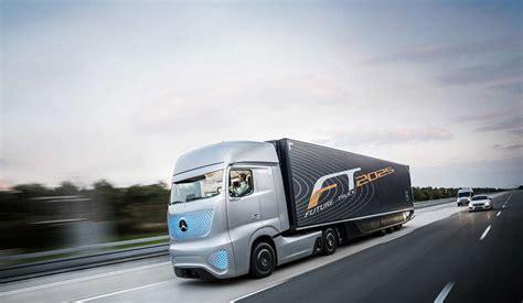 pour le de bureau top 5 des camions du futur