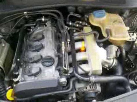 Volkswagen W8 Engine Problems by Vw Passat 1 8t 2001 Engine Sound