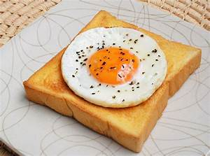 Fried Egg on Toast | Cooking Mama Wiki | FANDOM powered by ...