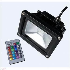 Led 10 Watt : led strahler 10 watt rgb geh use schwarz chf ~ Watch28wear.com Haus und Dekorationen