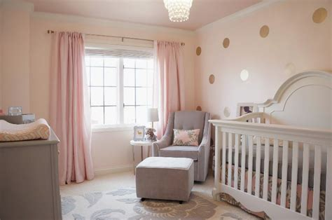 Kinderzimmer Mädchen Rosa Gold by Gold Grau Babyzimmer M 228 Dchen Einrichtung Ideen