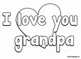 Grandpa Coloring Birthday Happy Fathers Grandma Eu Grandparents Coloringpage Printable Father Grandparent Getcolorings Gifts Cards Sheets Dad Printables Visit Southwestdanceacademy sketch template