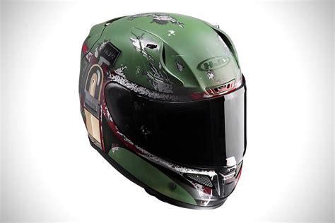 boba fett helmet boba fett motorcycle helmet hiconsumption