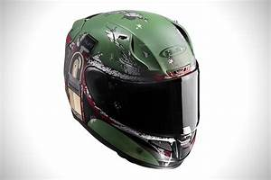 Boba Fett Motorcycle Helmet | HiConsumption