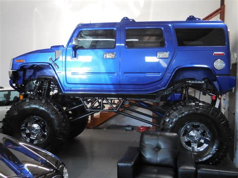 hummer  monster truck  sale