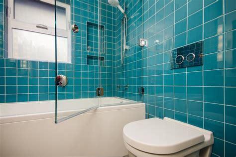 Teal Bathroom Tile Ideas by Photos Hgtv