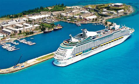 Bermudau0026#39;s Cruise Ship Calls In 2018