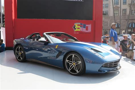 ferrari  america  automotive review