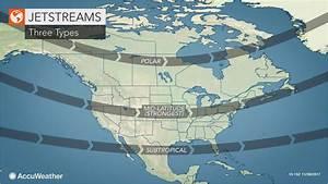 Jet Stream Map Canada