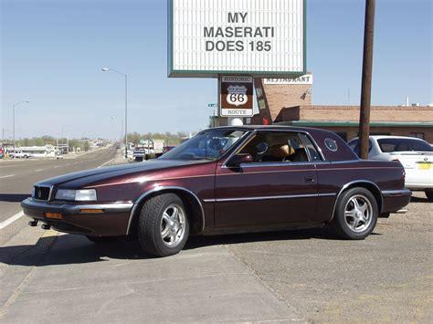 File:1989 Chrysler TC Cabernet.jpg - Wikimedia Commons