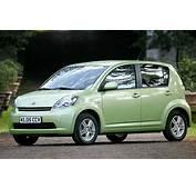 Daihatsu Sirion  Car Catalogcom