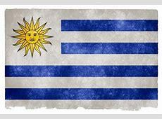 Uruguay grunge bandera Descargar Fotos gratis