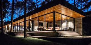 A, Modern, Residence, Is, At, One, With, Nature