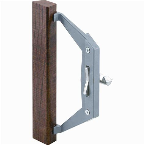 sliding door handles home depot prime line aluminum sliding glass door handle c 1025 the