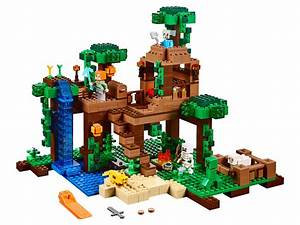 Top Jouet 2016 : lego 21125 das dschungel baumhaus minecraft 2016 the jungle tree house brickmerge ~ Medecine-chirurgie-esthetiques.com Avis de Voitures
