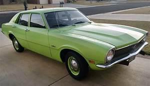 Lean Green Machine  1971 Ford Maverick