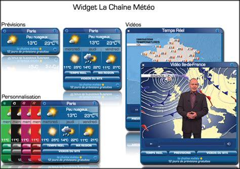 widget meteo bureau la chaine meteo lachainemeteo com la chaine meteo is