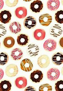 background, backgrounds, beautiful, cute, donuts - image ...