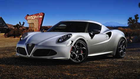 Alfa Romeo 4c To Be Sub 80000 In Australia Photos 1