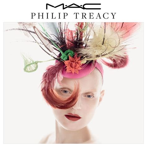 mac  philip treacy makeup collection musings   muse