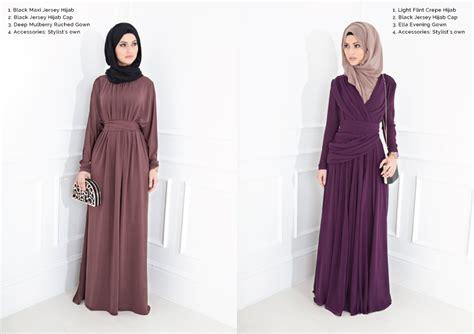 model gamis muslim fashionable muslim fashion for 2015 hijabiworld