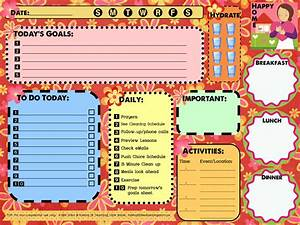 Catholic Daily Planner | Calendar Template 2016