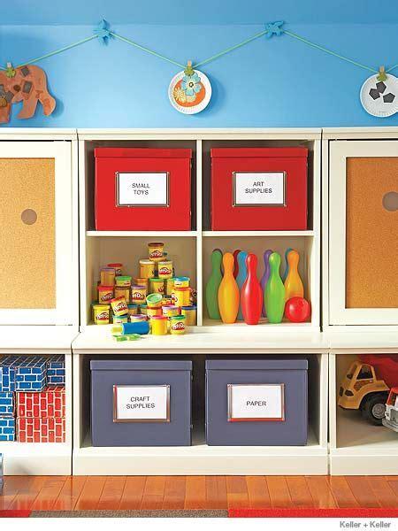 El juego organizado es un magnífico estímulo para el sistema nervioso y para la actividad motora en general. Cuarto de juegos para niños, organizado y divertido - DecoraHOY | Juegos para niños, Organizador ...