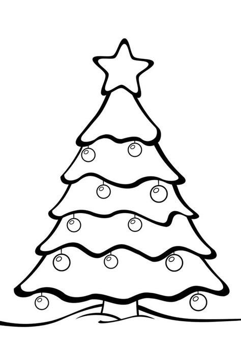 dibujo para colorear 225 rbol de navidad img 28163