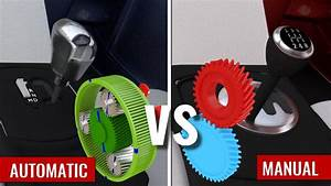 Manual Vs  Automatic Transmission Educational Video  With