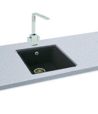copper kitchen sinks for carron fiji 90 undermounted jet black granite sink 8336