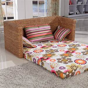 convertible rattan wicker sofa bed buy sofa bedwicker With cane sofa bed