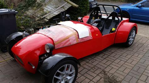 Mk Indy Kit Car (seven Type