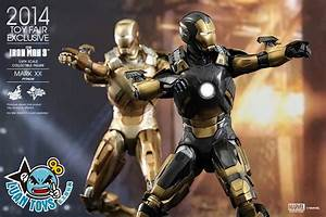 HOT TOYS 發行,『MARVEL IRON MAN 3 鋼鐵人 3 – PYTHON 巨蟒 / MARK XX ...