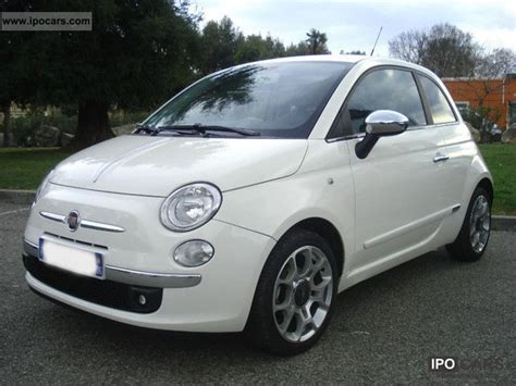 Fiat 500 Sport Specs by 2009 Fiat 500 1 3 Multijet 75 Ch Dpf Sport Car Photo And