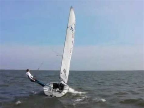 Single Handed Sailing Boats by 420 Sailing Single Handed