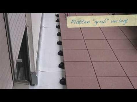terrassenplatten auf beton ddm otto gru 223 balkonsanierung mit beton terrassenplatten