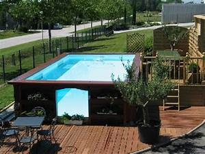 Piscine Sans Permis : piscines piscine catalogue piscines spas ~ Melissatoandfro.com Idées de Décoration